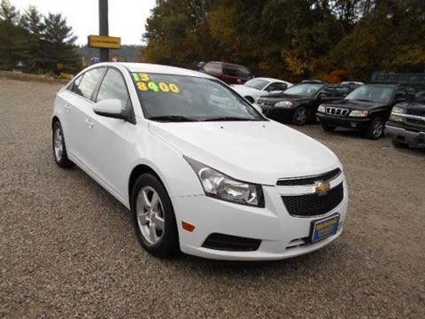 2013 Chevrolet Cruze for sale in West Liberty, KY