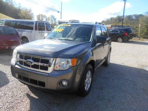 2011 Ford Escape for sale in West Liberty, KY