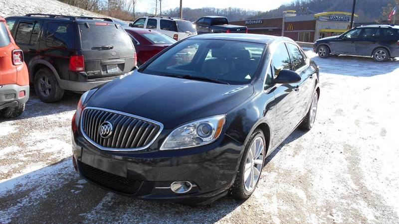 2013 Buick Verano 4dr Sedan In West Liberty Ky Morgan