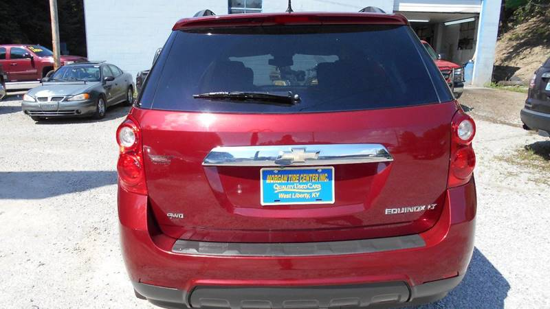 2012 Chevrolet Equinox AWD LT 4dr SUV w/ 1LT In West Liberty