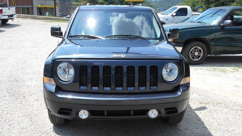 2015 Jeep Patriot 4x4 Latitude 4dr SUV In West Liberty KY