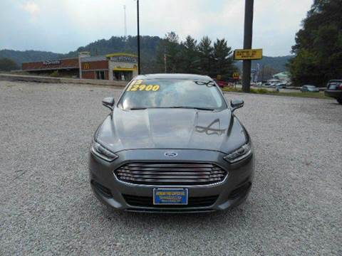 2013 Ford Fusion for sale in West Liberty, KY