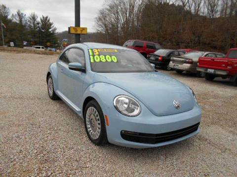 2013 Volkswagen Beetle for sale in West Liberty, KY