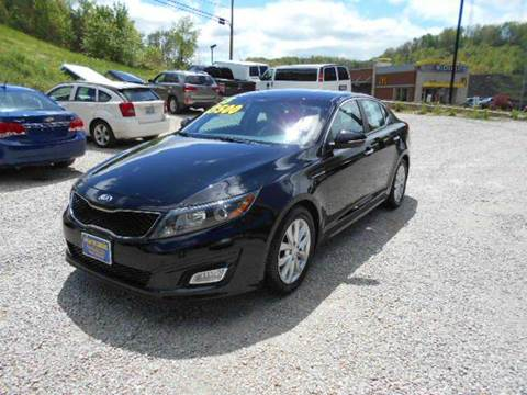 2015 Kia Optima for sale in West Liberty, KY