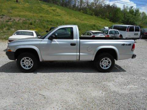 2003 Dodge Dakota for sale in West Liberty, KY