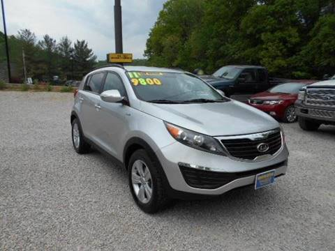 2011 Kia Sportage for sale in West Liberty, KY