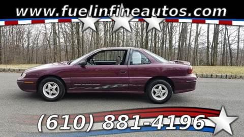 1996 Pontiac Grand Am for sale in Saylorsburg, PA