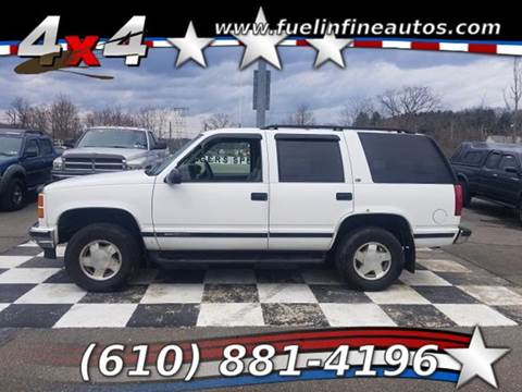 1999 GMC Yukon for sale in Saylorsburg, PA