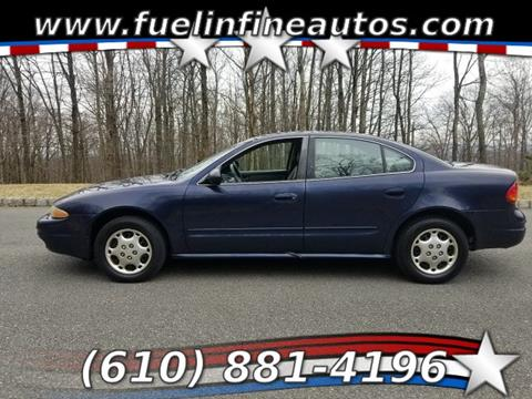 2001 Oldsmobile Alero for sale in Saylorsburg, PA
