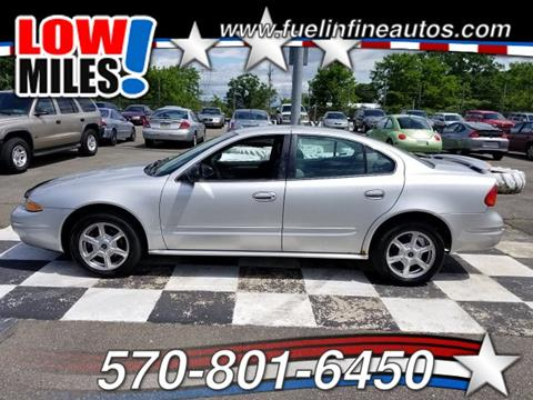 2002 Oldsmobile Alero for sale in Saylorsburg, PA
