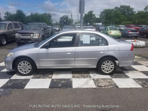 2005 Honda Civic for sale in Saylorsburg, PA