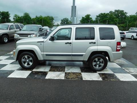 2008 Jeep Liberty for sale in Saylorsburg, PA