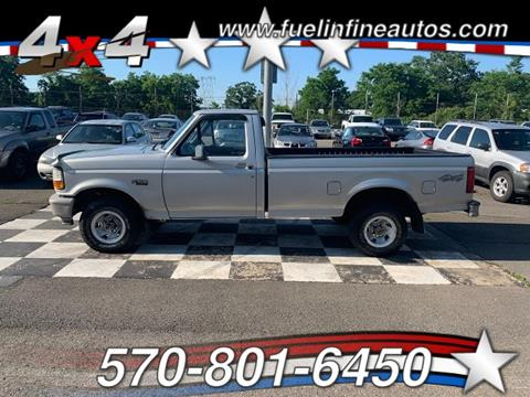 Used 1996 Ford F 150 For Sale Carsforsalecom