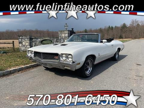 1970 Buick Gran Sport for sale in Saylorsburg, PA