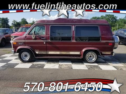 1995 Chevrolet Chevy Van for sale in Saylorsburg, PA