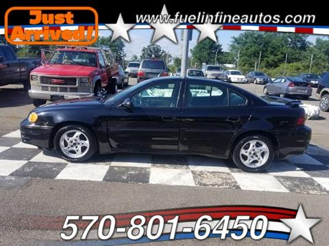 2004 Pontiac Grand Am for sale in Saylorsburg, PA