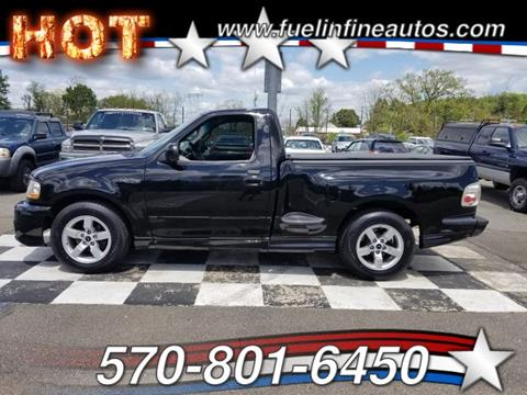 2001 Ford F-150 SVT Lightning for sale in Saylorsburg, PA