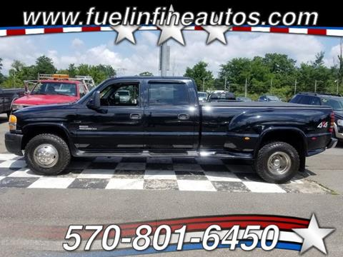 2006 GMC Sierra 3500 for sale in Saylorsburg, PA
