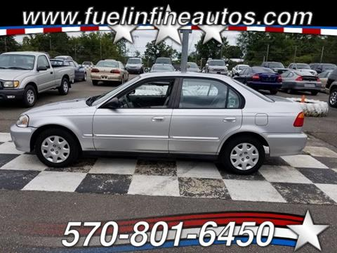 2000 Honda Civic for sale in Saylorsburg, PA