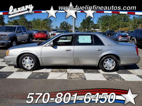 2004 Cadillac DeVille for sale in Saylorsburg, PA