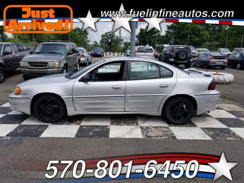 2002 Pontiac Grand Am for sale in Saylorsburg, PA