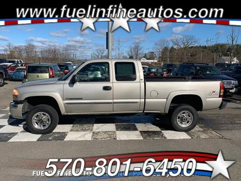 2004 GMC Sierra 2500HD for sale in Saylorsburg, PA