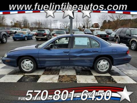 1996 Chevrolet Lumina for sale in Saylorsburg, PA