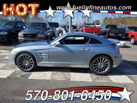 Used Chrysler Crossfire For Sale In Pennsylvania Carsforsale Com