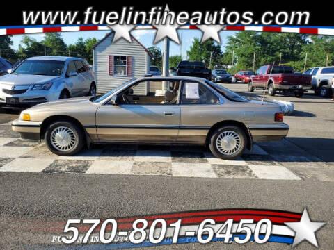1989 Acura Legend