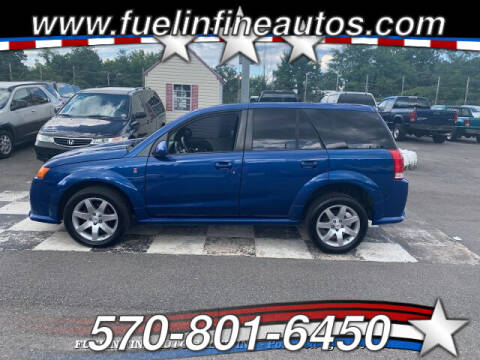2005 Saturn Vue for sale at FUELIN FINE AUTO SALES INC in Saylorsburg PA
