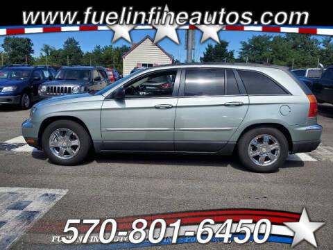 2004 Chrysler Pacifica for sale at FUELIN FINE AUTO SALES INC in Saylorsburg PA