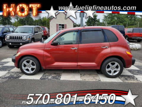 2001 Chrysler PT Cruiser for sale at FUELIN FINE AUTO SALES INC in Saylorsburg PA
