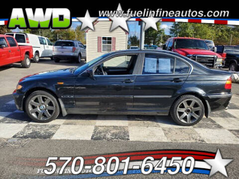 2004 BMW 3 Series for sale at FUELIN FINE AUTO SALES INC in Saylorsburg PA