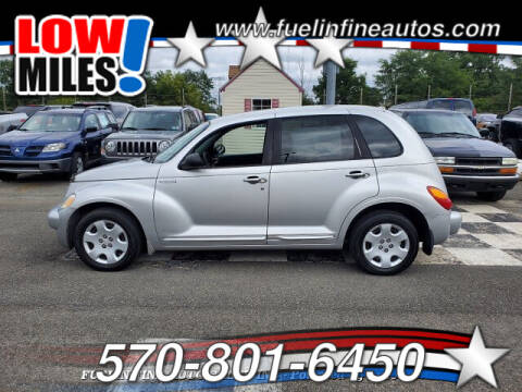 2005 Chrysler PT Cruiser for sale at FUELIN FINE AUTO SALES INC in Saylorsburg PA