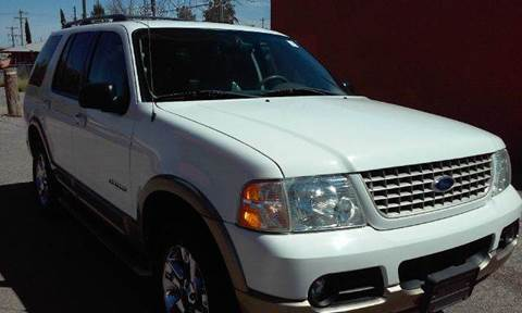 2004 Ford Explorer for sale in El Paso, TX