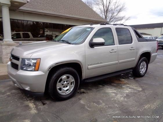 2007 Chevrolet Avalanche  - Fort Worth TX