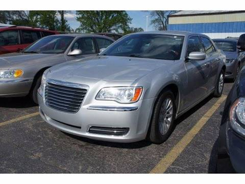 2012 Chrysler 300 for sale at Credit Connection Sales in Fort Worth TX