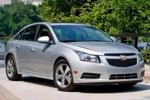 2011 Chevrolet Cruze for sale at Credit Connection Sales in Fort Worth TX