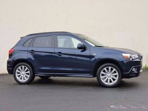 2014 Mitsubishi Outlander Sport for sale at Credit Connection Sales in Fort Worth TX