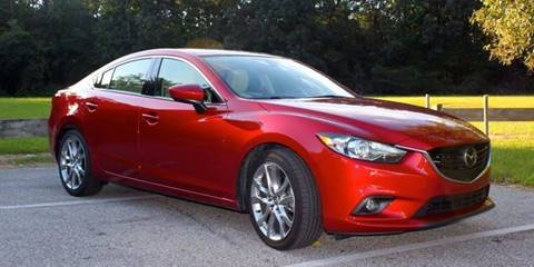 2014 Mazda MAZDA6 for sale at Credit Connection Sales in Fort Worth TX