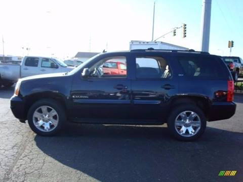 2008 GMC Yukon for sale at Credit Connection Sales in Fort Worth TX