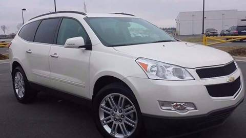 2012 Chevrolet Traverse for sale at Credit Connection Sales in Fort Worth TX
