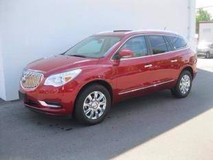2012 Buick Enclave for sale at Credit Connection Sales in Fort Worth TX