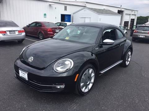 2013 Volkswagen Beetle for sale at Credit Connection Sales in Fort Worth TX