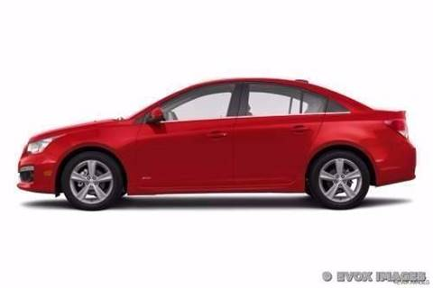 2016 Chevrolet Cruze Limited for sale at Credit Connection Sales in Fort Worth TX