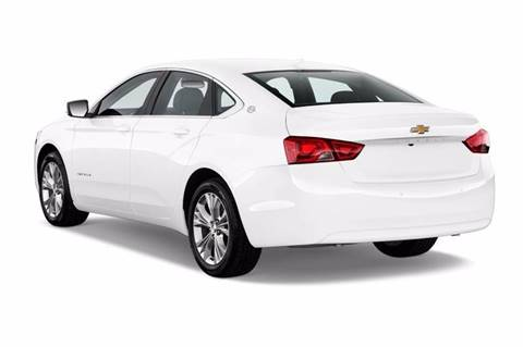 2016 Chevrolet Impala Limited for sale at Credit Connection Sales in Fort Worth TX