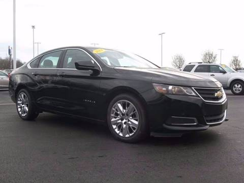 2014 Chevrolet Impala Limited for sale at Credit Connection Sales in Fort Worth TX