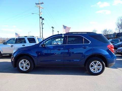 2010 Chevrolet Equinox for sale at Credit Connection Sales in Fort Worth TX