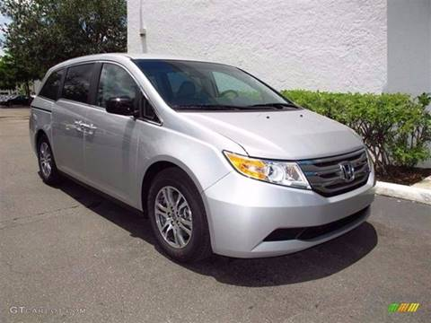 2011 Honda Odyssey for sale at Credit Connection Sales in Fort Worth TX
