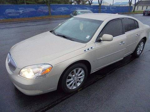 2009 Buick Lucerne for sale at Credit Connection Sales in Fort Worth TX
